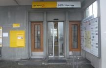 Post Heiden - mit neuer Tür