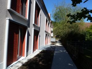Überbauung Rothus 2 Architekturbüro Liggenstorfer Winterthur