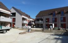 Überbauung Rothus, Architekturbüro Liggenstorfer Winterthur